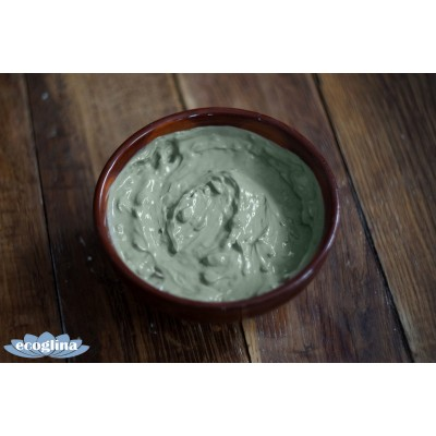 Зеленая глина косметическая 1кг
