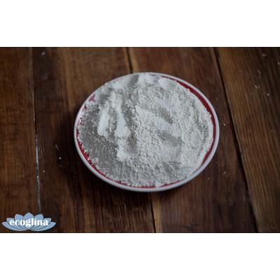 Белая глина порошковая 10 кг