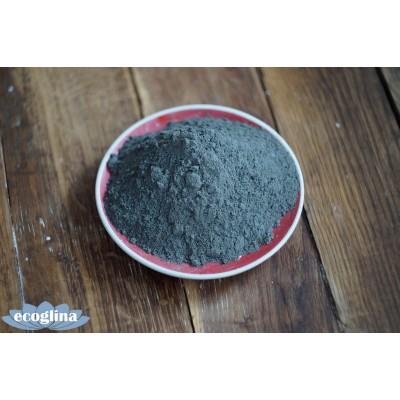 Черная глина лечебная 1кг