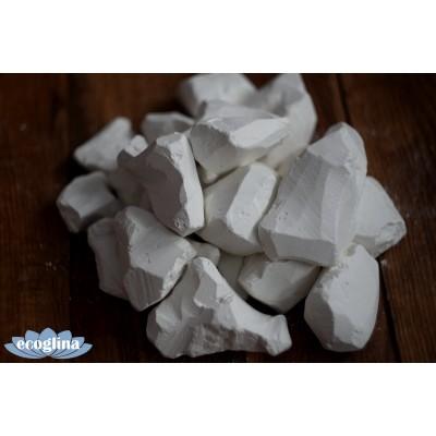 Белая глина пищевая 1кг