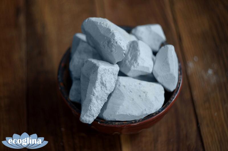Голубая глина пищевая 500г