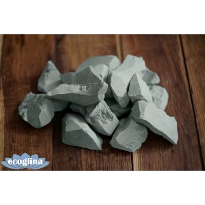 Зеленая глина пищевая 1кг
