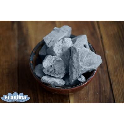 Черная глина пищевая 500г
