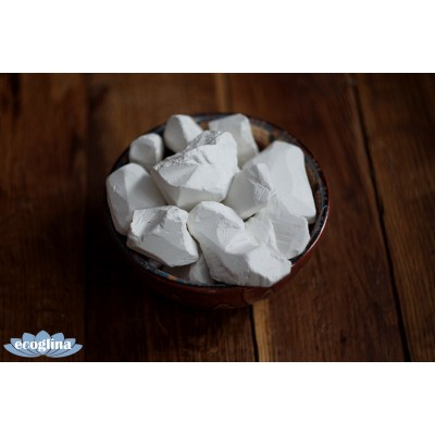 Белая глина пищевая 500г